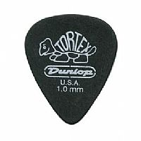 ΠΕΝΝΑ DUNLOP TORTEX PITCH BLACK 1.00mm