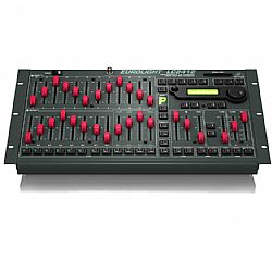 BEHRINGER LC2412 EUROLIGHT 24-CHANNEL DMX LIGHTNING CONSOLE