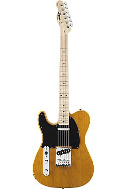 Fender SQUIER AFFINITY TELE SPECIAL BUTTERS BLONDE LH