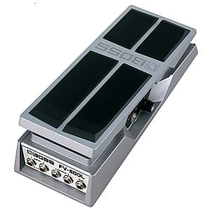 BOSS FV-500L EXPRESSION PEDAL LOW-IMPEDANCE STEREO