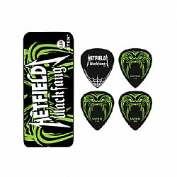 ΠΕΝNΕΣ DUNLOP PICK TIN JAMES HETFIELD BLACK FANG PH112