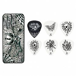ΠΕΝNΕΣ DUNLOP PICK TIN JAMES HETFIELD SIGNATURE JPH01T088