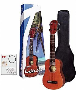 TENSON SOPRANO UKULELE PLAYER PACK