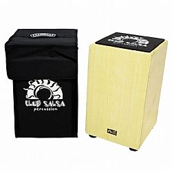GEWApure CAJON CLUB SALSA BIRCH