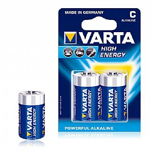 ΜΠΑΤΑΡΙΑ VARTA HIGH ENERGY C 1.5V