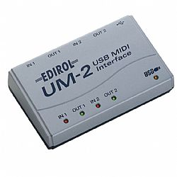 EDIROL UM-2 USB MIDI INTERFACE