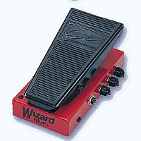 GEORGE DENNIS GD110 WIZARD DISTORTION/ VOLUME BLUES PEDAL