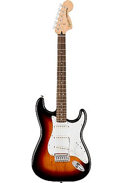 Fender SQUIER AFFINITY STRAT BROWN SUNBURST ΗΛΕΚΤΡΙΚΗ ΚΙΘΑΡΑ