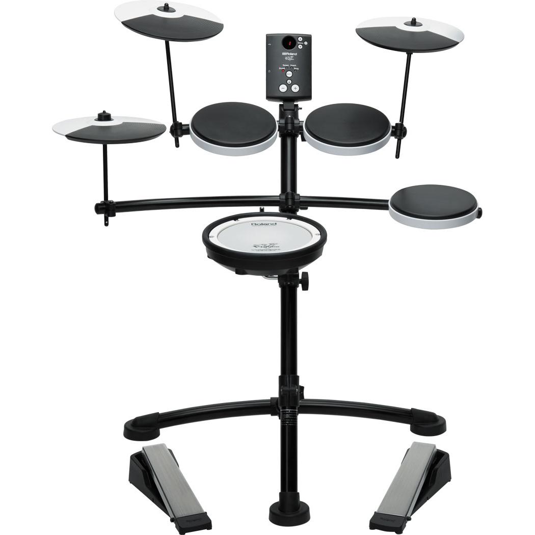 roland td 1kv electronic drum set. Black Bedroom Furniture Sets. Home Design Ideas