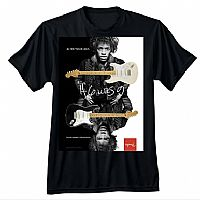 FENDER T-SHIRT ΜΠΛΟΥΖΑ JIMI HENDRIX ALTER YOUR AXIS BLK LARGE