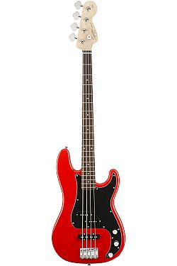Fender SQUIER AFFINITY P-BASS PJ RACE RED ΜΠΑΣΟ