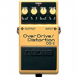 BOSS OS-2 OVERDRIVE - DISTORTION
