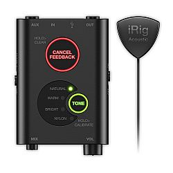 IK MULTIMEDIA iRig ACOUSTIC STAGE INTERFACE