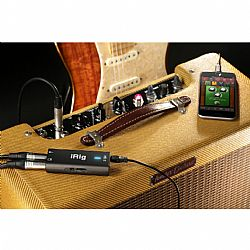IK MULTIMEDIA iRig HD 2 DIGITAL GUITAR INTERFACE